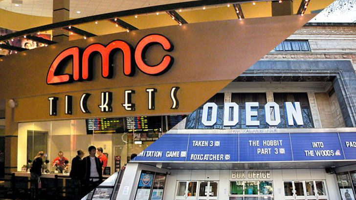 Amc Bought Odeon For $960 Million In 2016