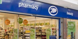 Boots Pharmacy Storefront