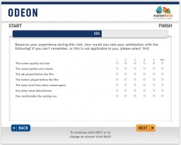 How Was The Sound And Video Quality Of The Movie Tell Odeon Survey