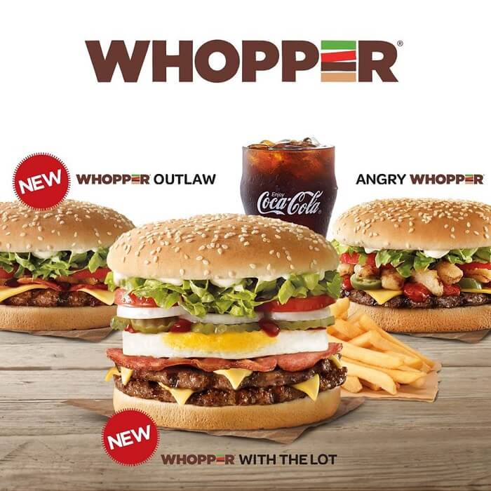 Hungry Jack's Whopper Is A Crowd Pleasure