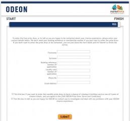 Information To Enter Tellodeon Survey Prize Draw