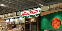Krispy Kreme Store In The Philippines