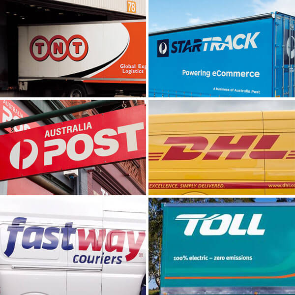 Major Postal Service And Courier Companies In Australia