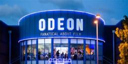 Odeon Cinema Hosting Tellodeon Survey In Uk