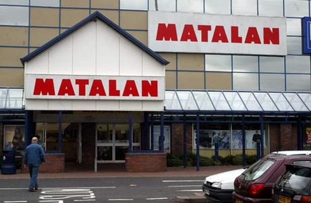 One Of The First Matalan Stores In The Uk