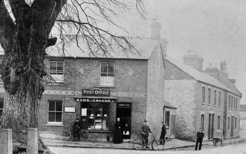 One Of The First Post Offices In The Uk