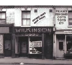 One Of The First Wilko Stores In The Uk