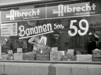 One Of The Original Aldi Stores In Germany