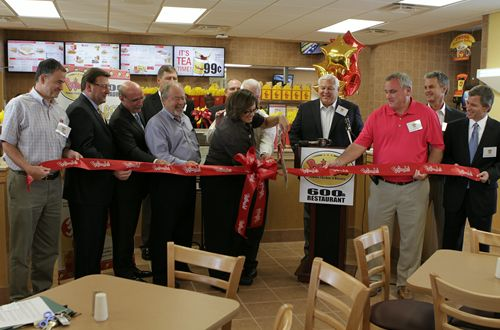 Opening Of The 600th Bojangles Store