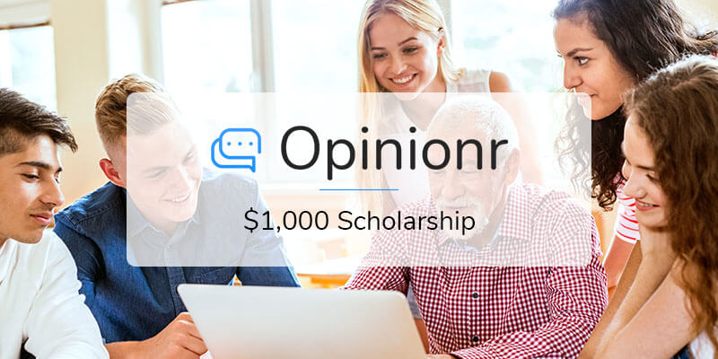 Opinionr Scholarship