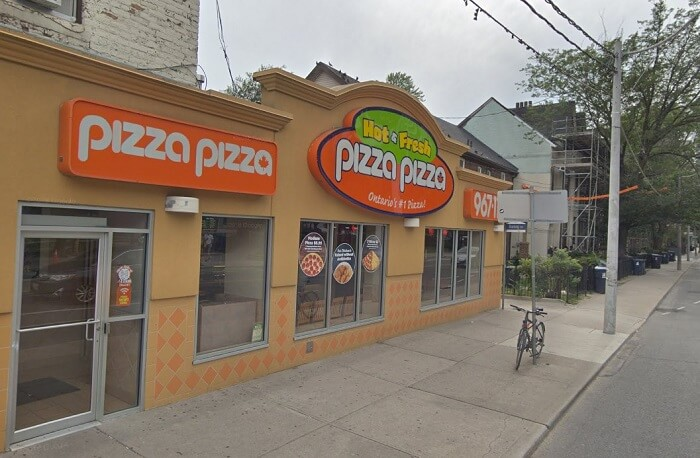 Pizza Pizza First Store In Ontario Opened In 1967