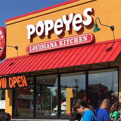 Popeyes Store Hosting The Tellpopeyes Survey
