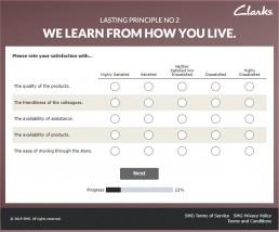 Satisfaction Questions Www.neverstandstillclarks.com Survey
