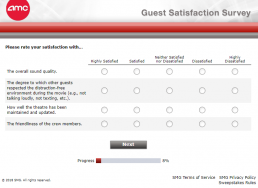 Screenshot Of Amc's Survey 6