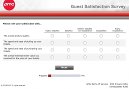 Screenshot Of Amc's Survey 7