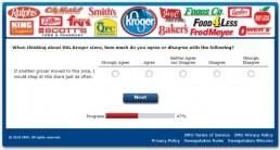Screenshot Of Krogeryfeedback Survey 10