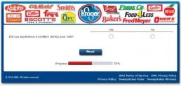 Screenshot Of Krogeryfeedback Survey 12