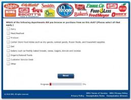 Screenshot Of Krogeryfeedback Survey 2