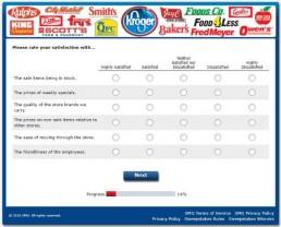 Screenshot Of Krogeryfeedback Survey 4