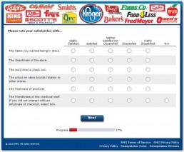 Screenshot Of Krogeryfeedback Survey 5