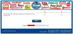 Screenshot Of Krogeryfeedback Survey 8