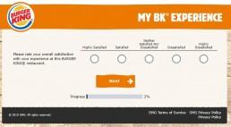 Screenshot Of Mybkexperience Ph Survey 2