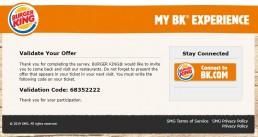 Screenshot Of Mybkexperience Ph Survey 8