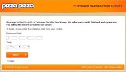 Screenshot Of Pizza Pizza Survey 12