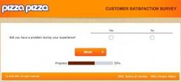 Screenshot Of Pizza Pizza Survey 6
