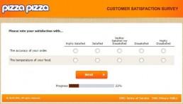 Screenshot Of Pizza Pizza Survey 7