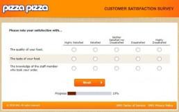 Screenshot Of Pizza Pizza Survey 8