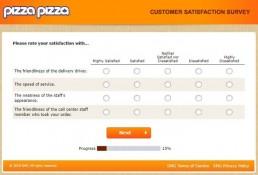 Screenshot Of Pizza Pizza Survey 9