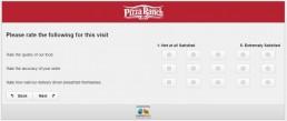 Screenshot Of Pizza Ranch Feedback Form 6