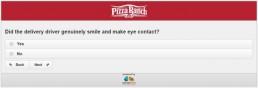 Screenshot Of Pizza Ranch Feedback Form 7