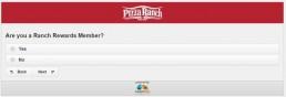 Screenshot Of Pizza Ranch Feedback Form 8