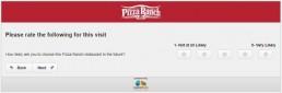 Screenshot Of Pizza Ranch Feedback Form 9