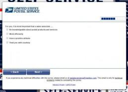 Screenshot Of Postalexperience Survey 3