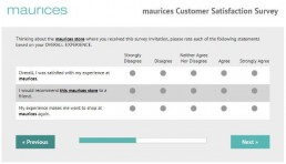 Screenshot Of Tellmaurices Survey 3