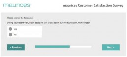 Screenshot Of Tellmaurices Survey 6