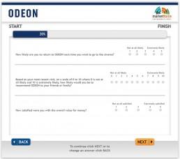 Screenshot Of Tellodeon Survey 2