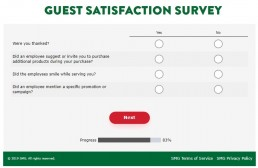 Screenshot Of Mykrispykremeexperience.com.ph Survey 7