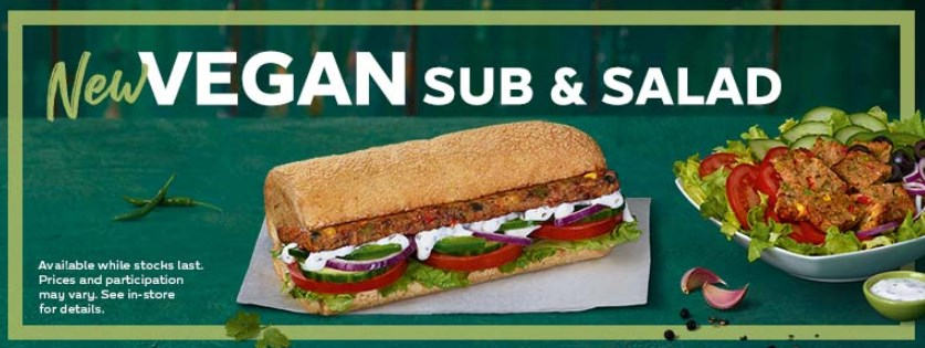 Subway Uk Changing Its Menu Based On Subwaylistens Customer Feedback