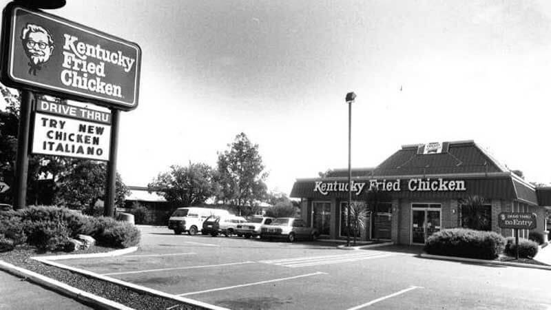 The First Kfc In Australia Opene In 1968