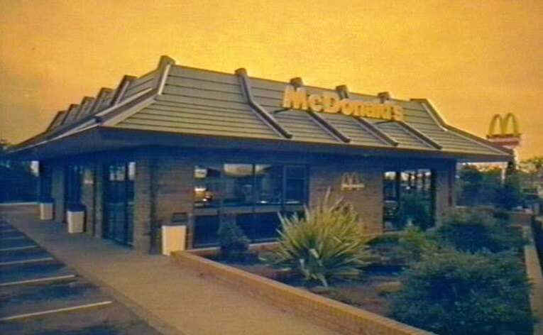 The First Mcdonald's Store In Australia