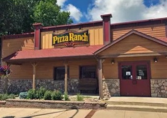 The First Pizza Ranch In 1981