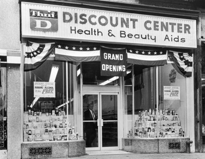 The First Rite Aid Store Called Thrif D