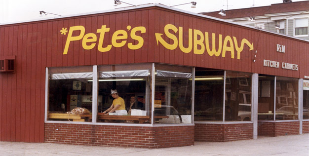 The First Official Subway Store In The Us