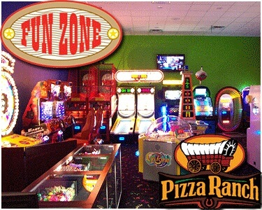 The Fun Zone Does Look Pretty Fun!
