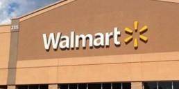 Walmart Store Hosting The Survey