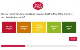 Was It Easy To Do Business With The Postoffice